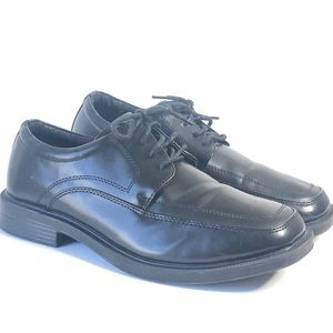 Dexter Comfort Men's Oxford Lace Shoes BK Sz 7.5 W
